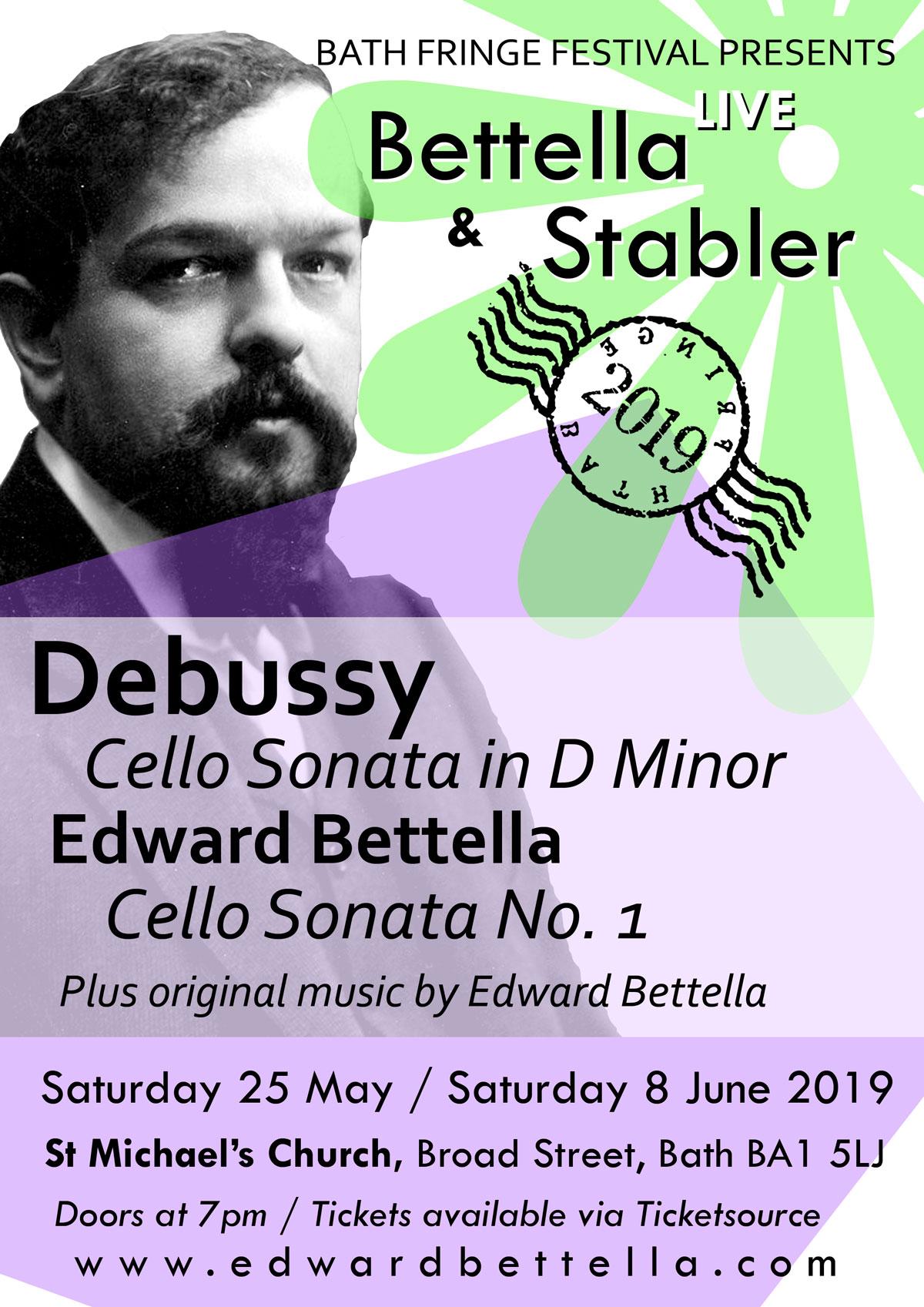 Bath Fringe Festival 25.5.2019